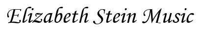 Elizabeth Stein Music